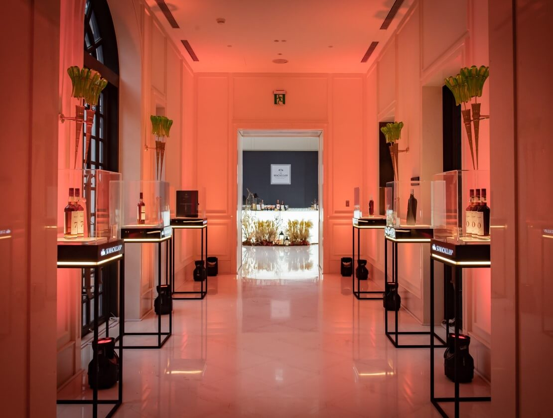 The Macallan presents Red Collection to VIP customers