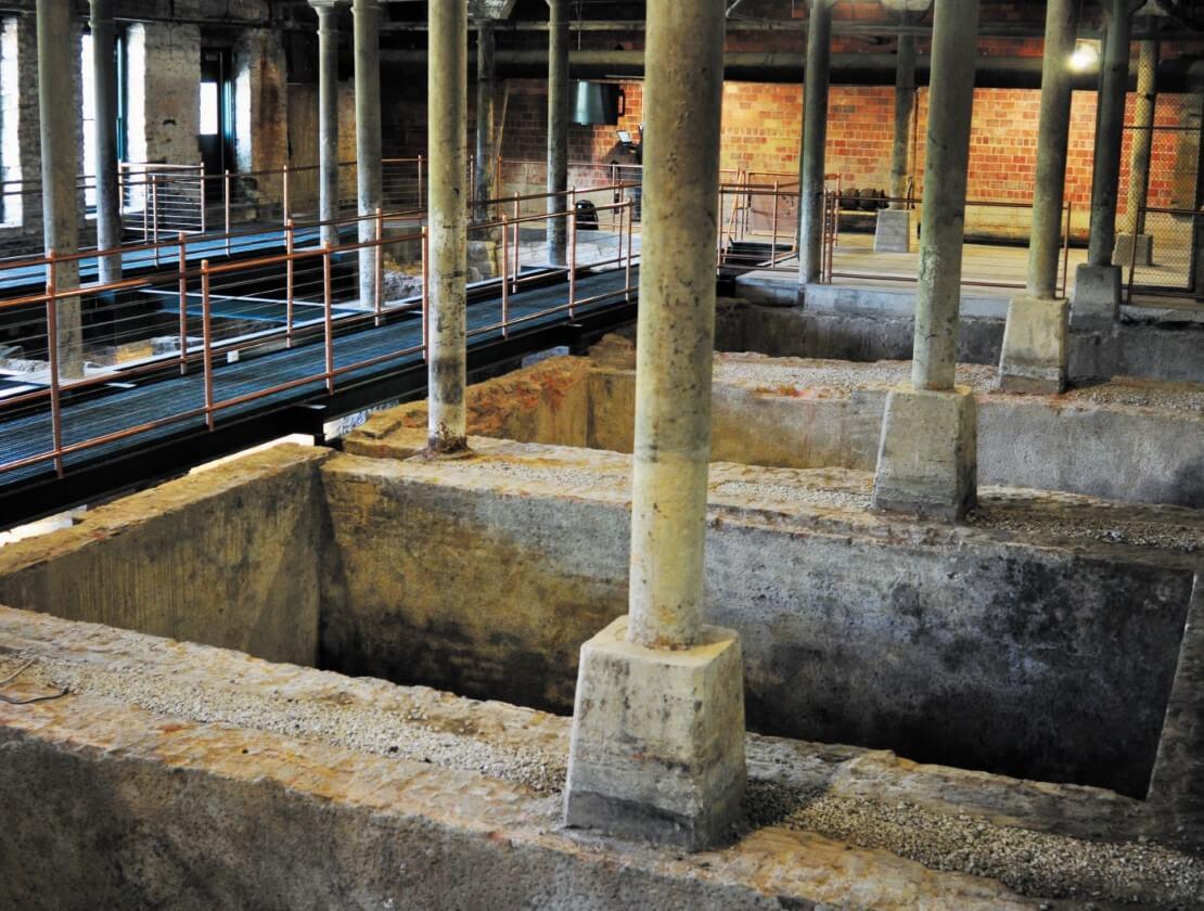 Discovering Bourbon's past