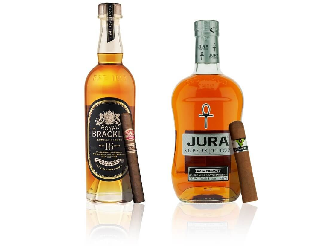 Cigars and Whisky
