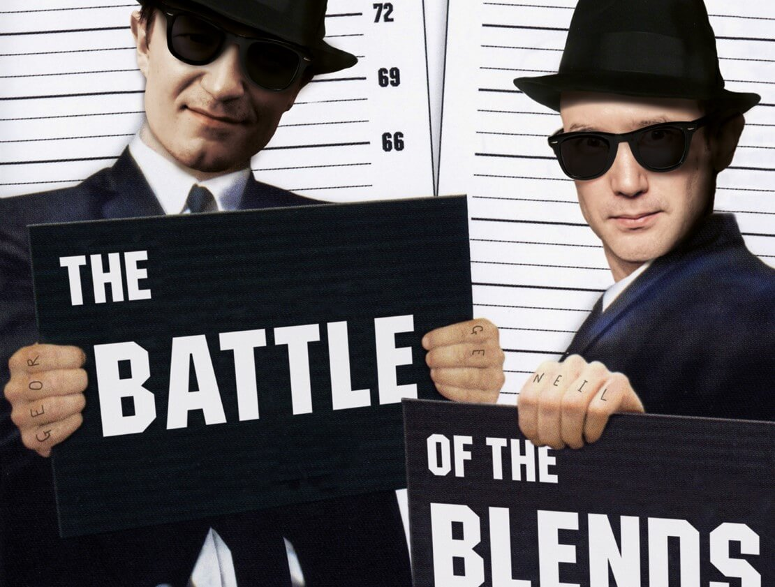Battle of the Blends Challenge No 2
