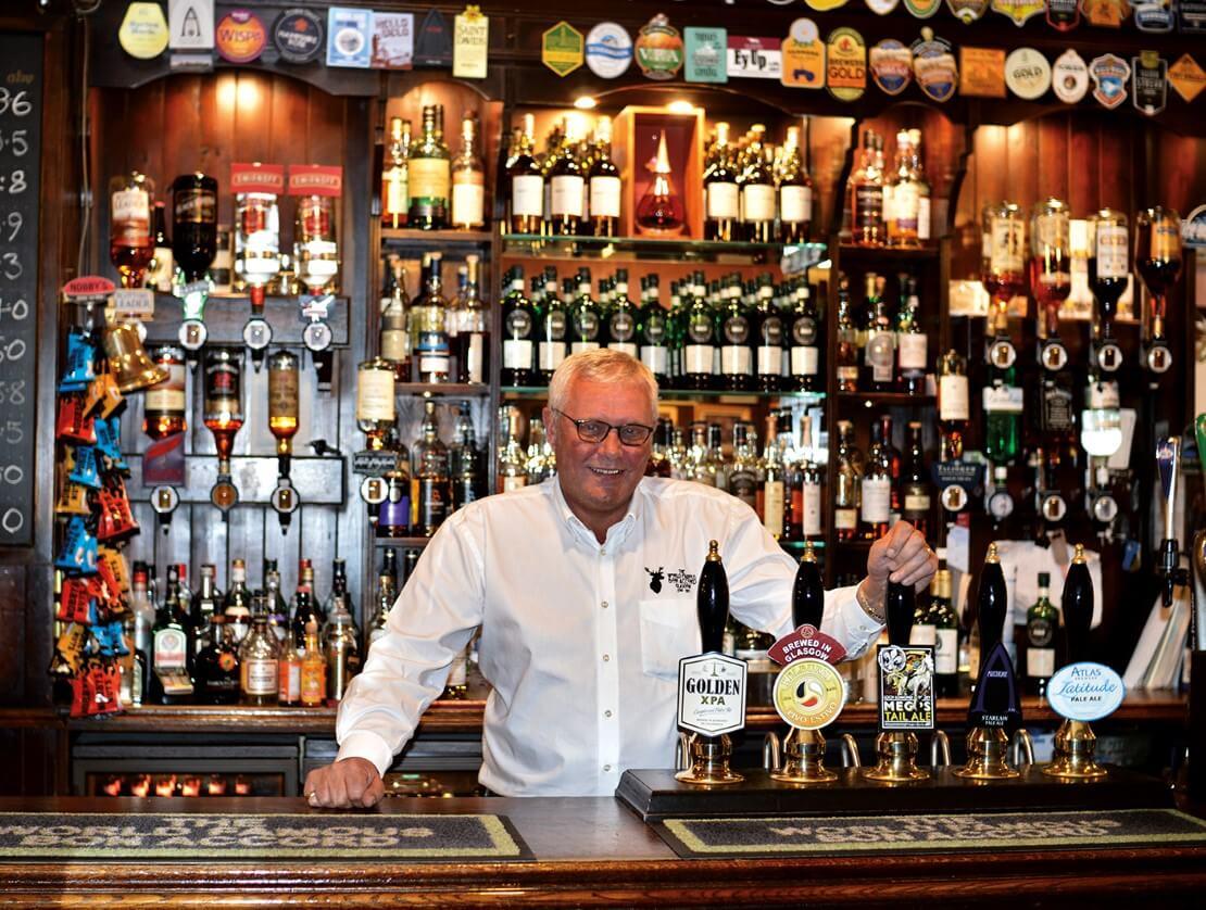Glasgow's Whisky Buff