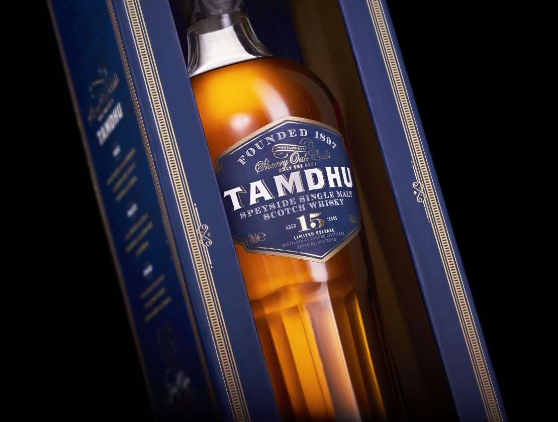 Tamdhu releases new 15 Year Old single malt