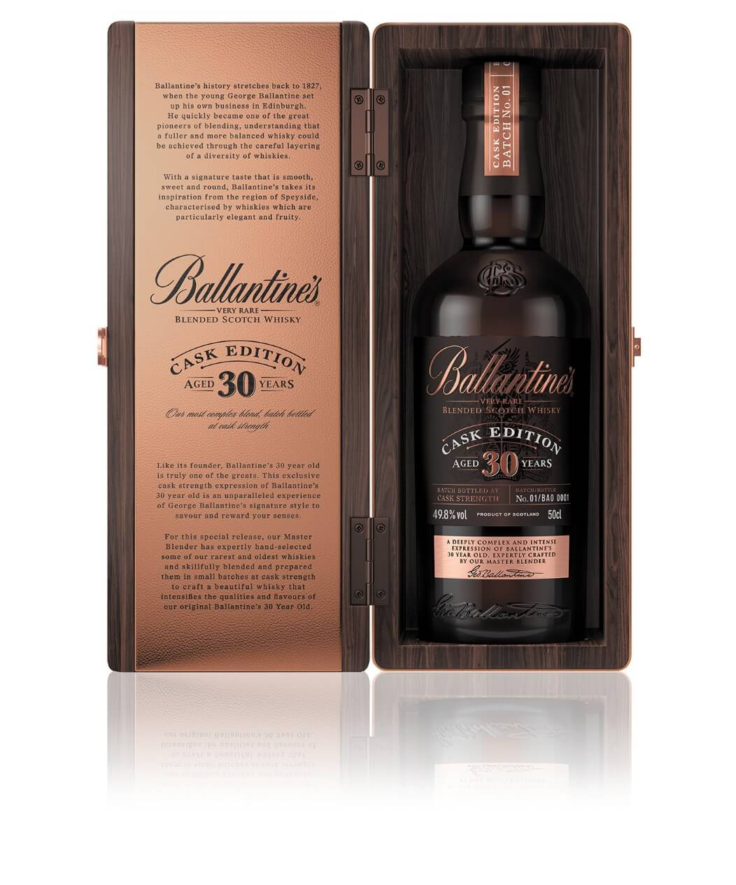 Ballantine's 30 Years Old Cask Edition