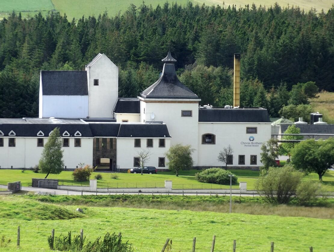 Whisky Making at Altitude
