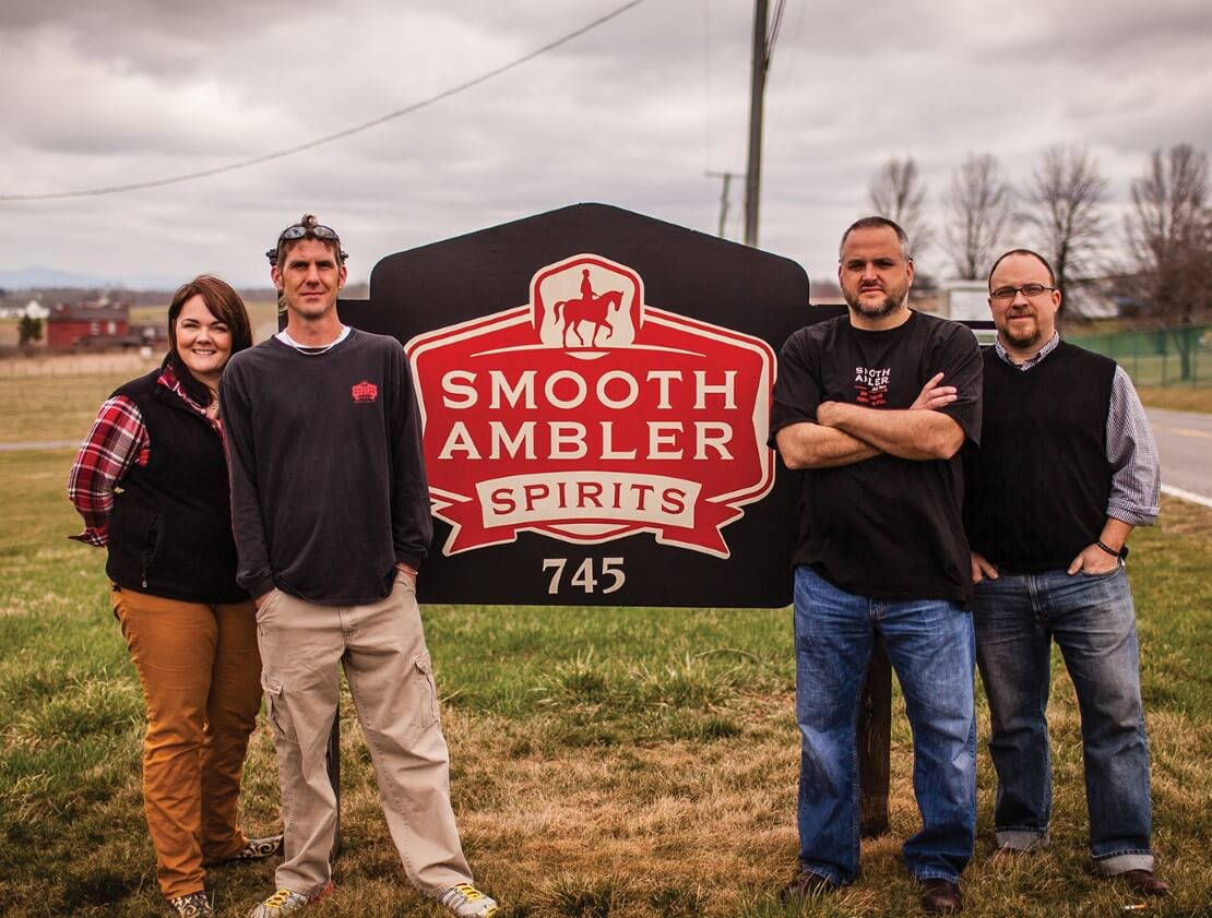Smooth Ambler: The Curators