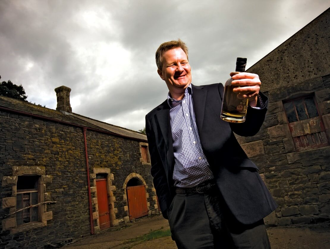 The Lakes Distillery: Cumbria's Sprinkling Tarn