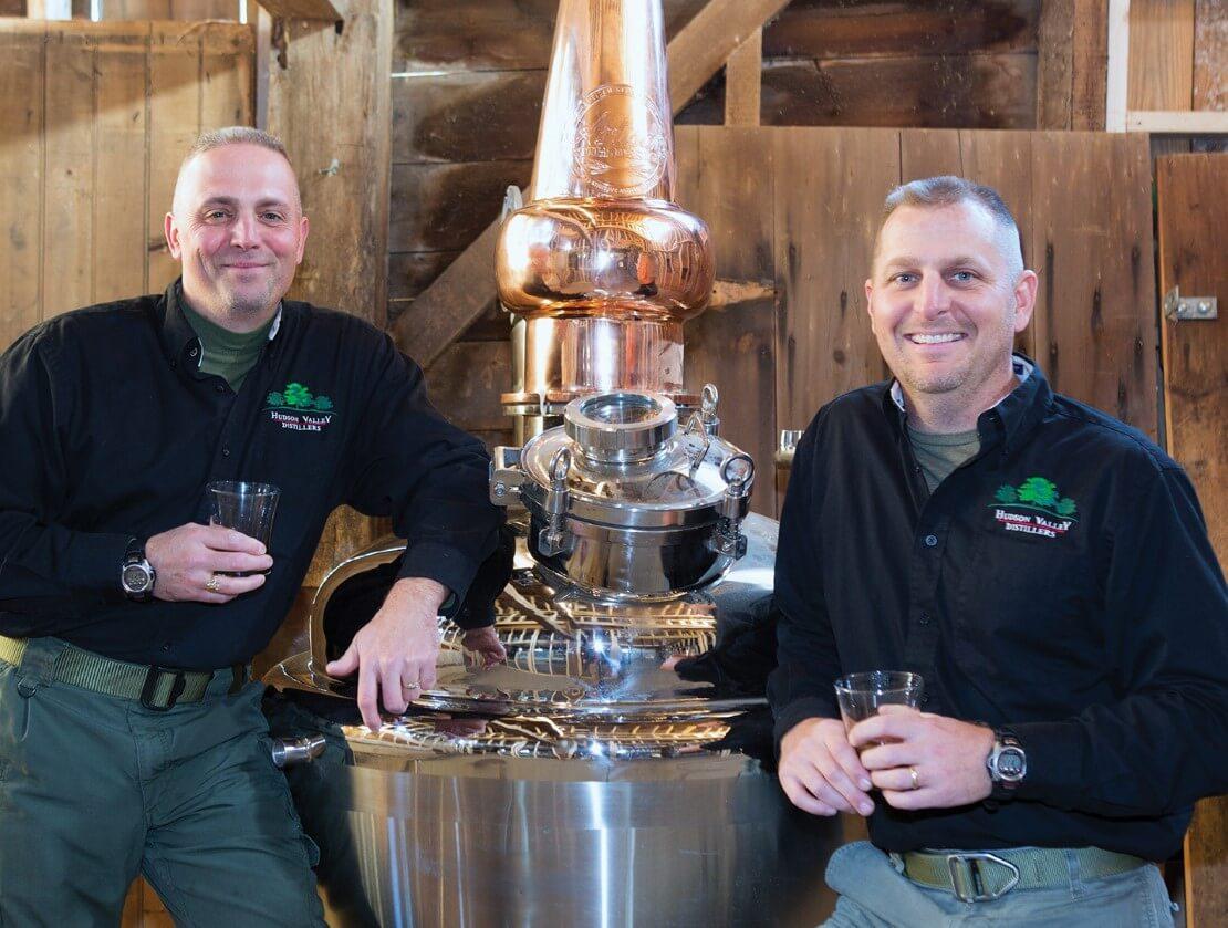 Hudson Valley – A New Beginning in Distilling