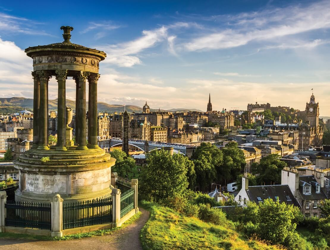 Castle In The Air – Edinburgh Bars Guide