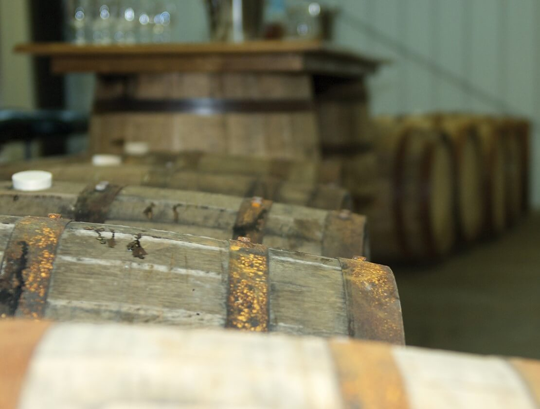 Straight From the Barrel