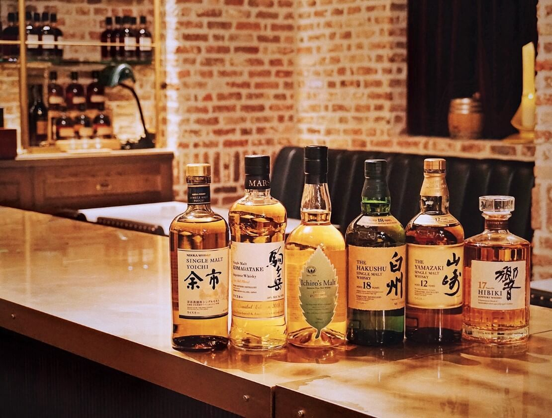 Rewriting the Japanese whisky rulebook