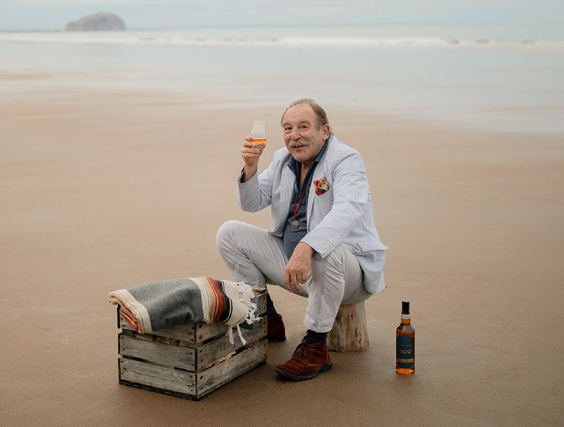 Former Whisky Magazine editor Charles MacLean awarded an MBE