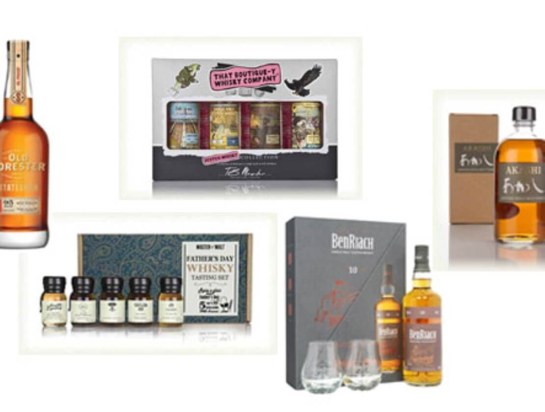 Your whisky gift guide to Father's Day