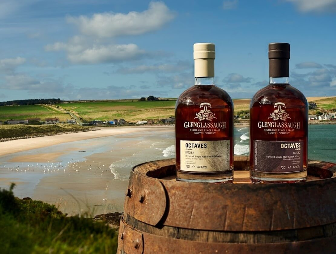 Fresh Duo of Glenglassaugh Octaves Released