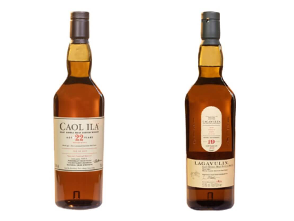 Lagavulin and Caol Ila launch 2019 Feis Ile limited edition bottlings