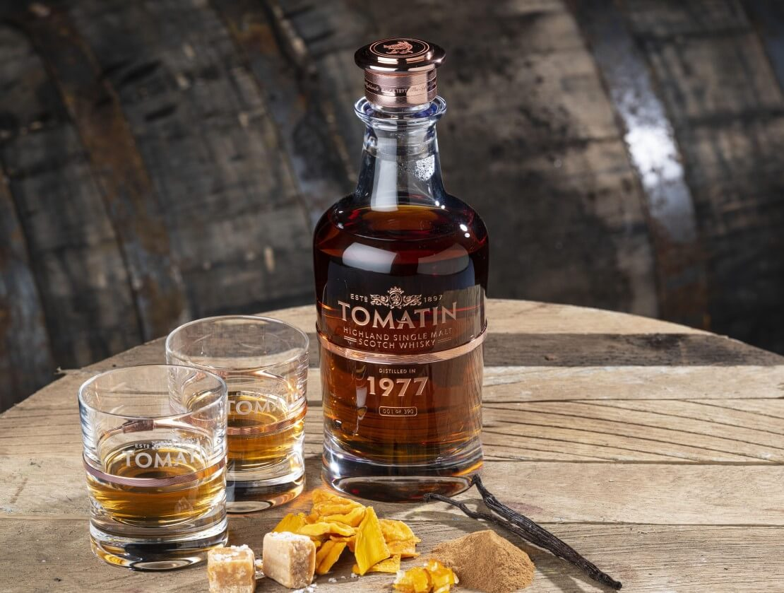 Tomatin reveals new Warehouse 6 expression