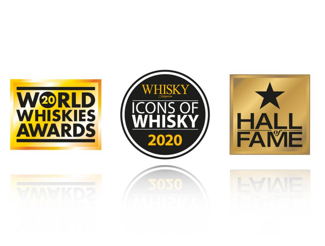 Winners of the World Whiskies Awards, Icons of Whisky and 2020 Hall of Fame inductees announced