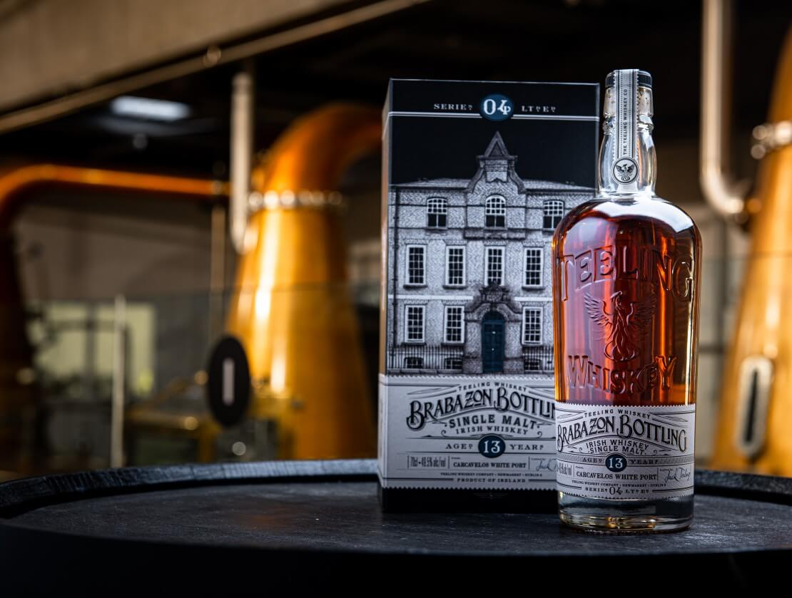 Teeling releases fourth and final Brabazon bottling