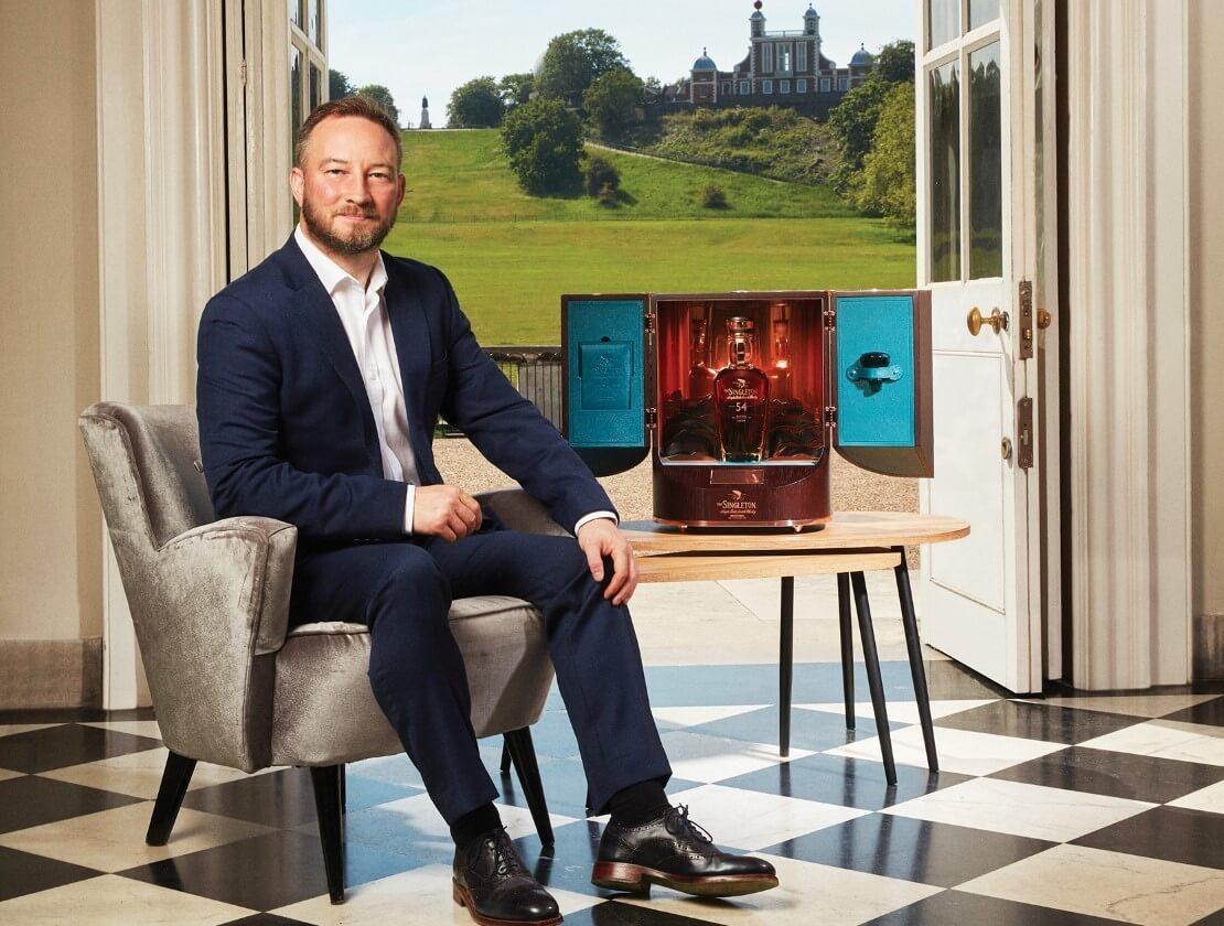 This Travelling Life: Diageo senior global brand ambassador Ewan Gunn