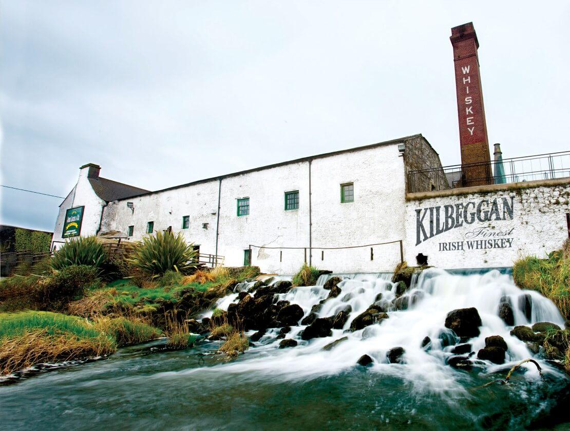 Kilbeggan's spirits rising