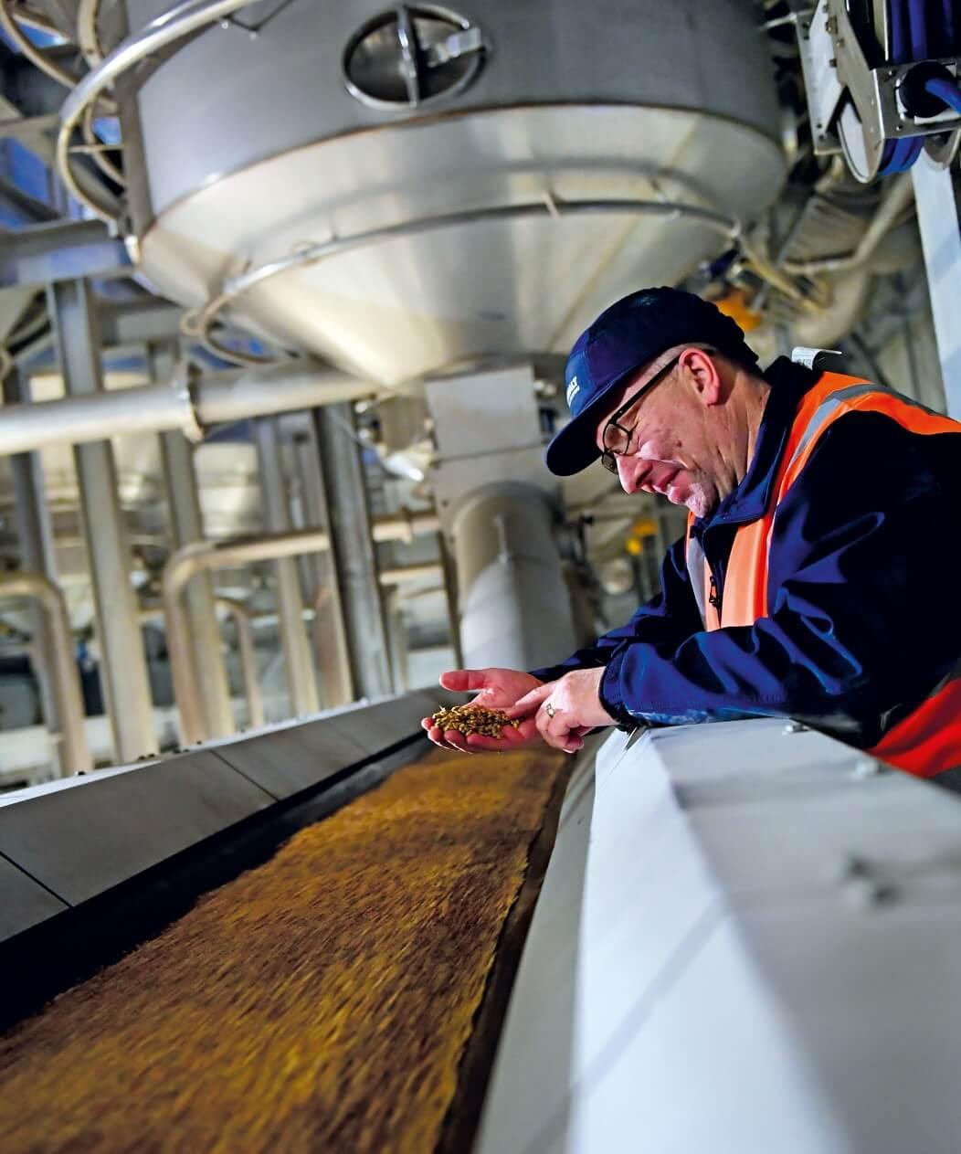 Boortmalt has taken an industry-leading position on sustainable malting