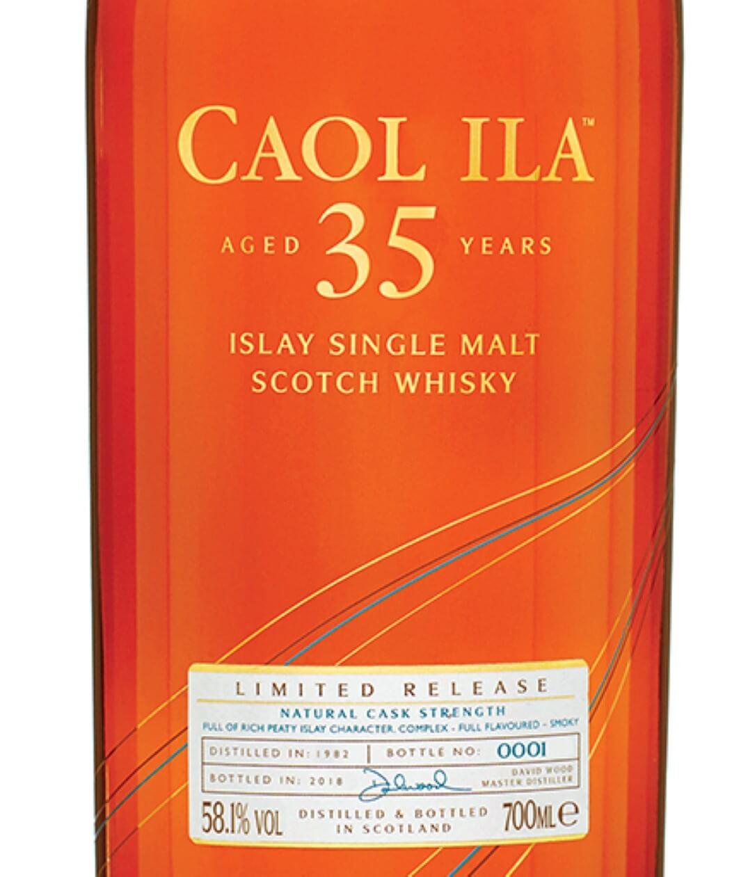 Caol Ila, Aged 35 Years