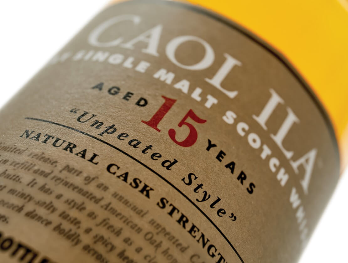 Caol Ila, Aged 15 Years