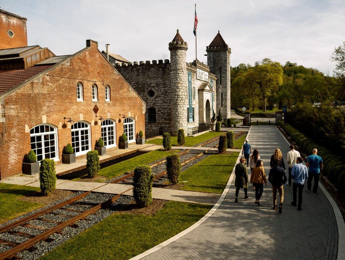 Castle & Key welcomed to Kentucky Distillers' Association