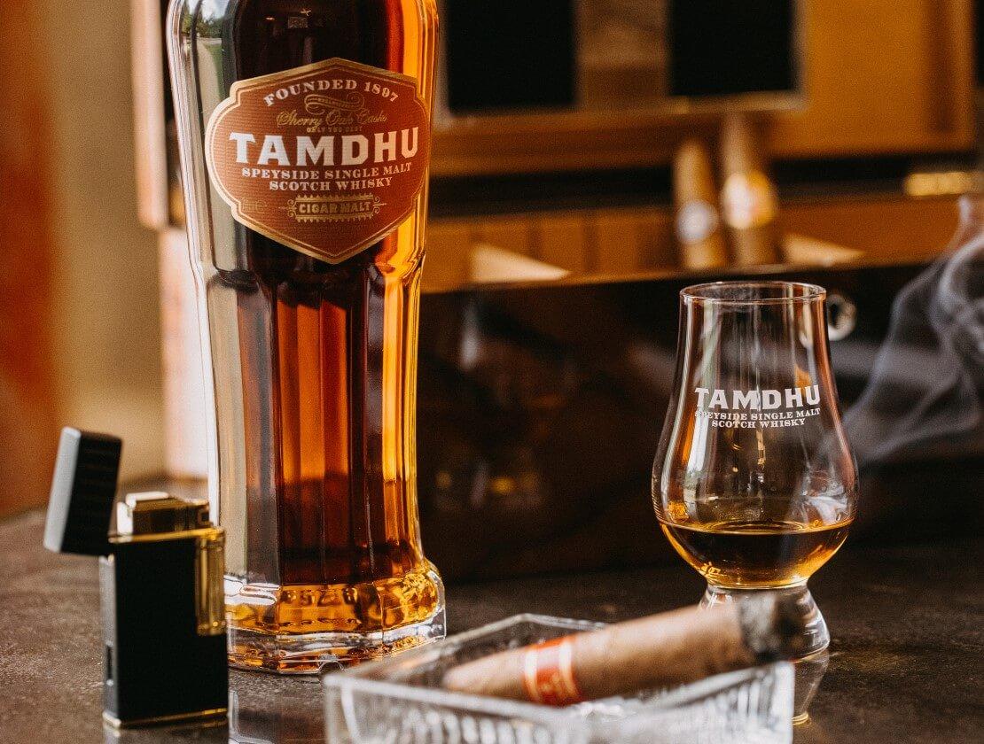Tamdhu's Cigar Malt No. 01