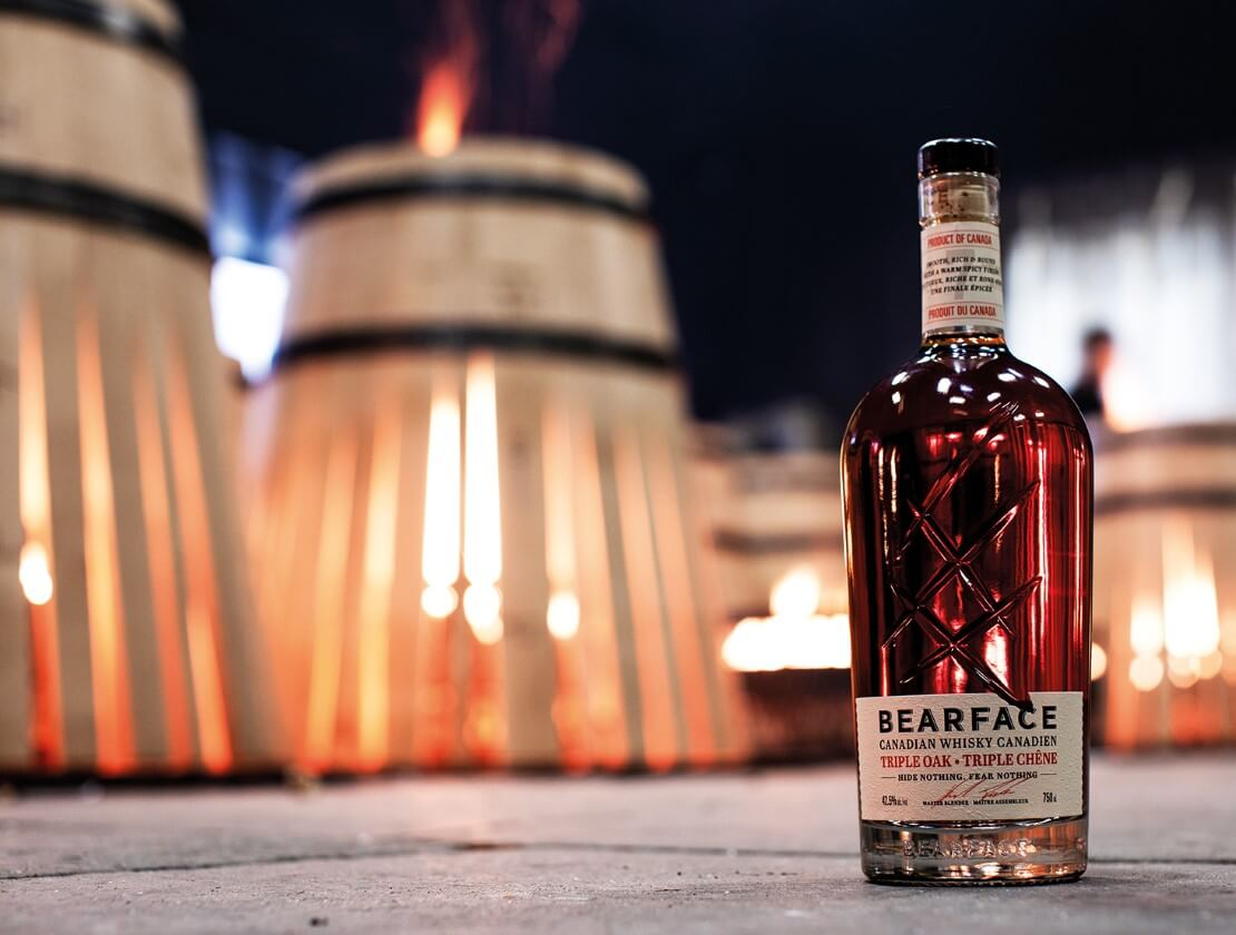 Bearface whisky