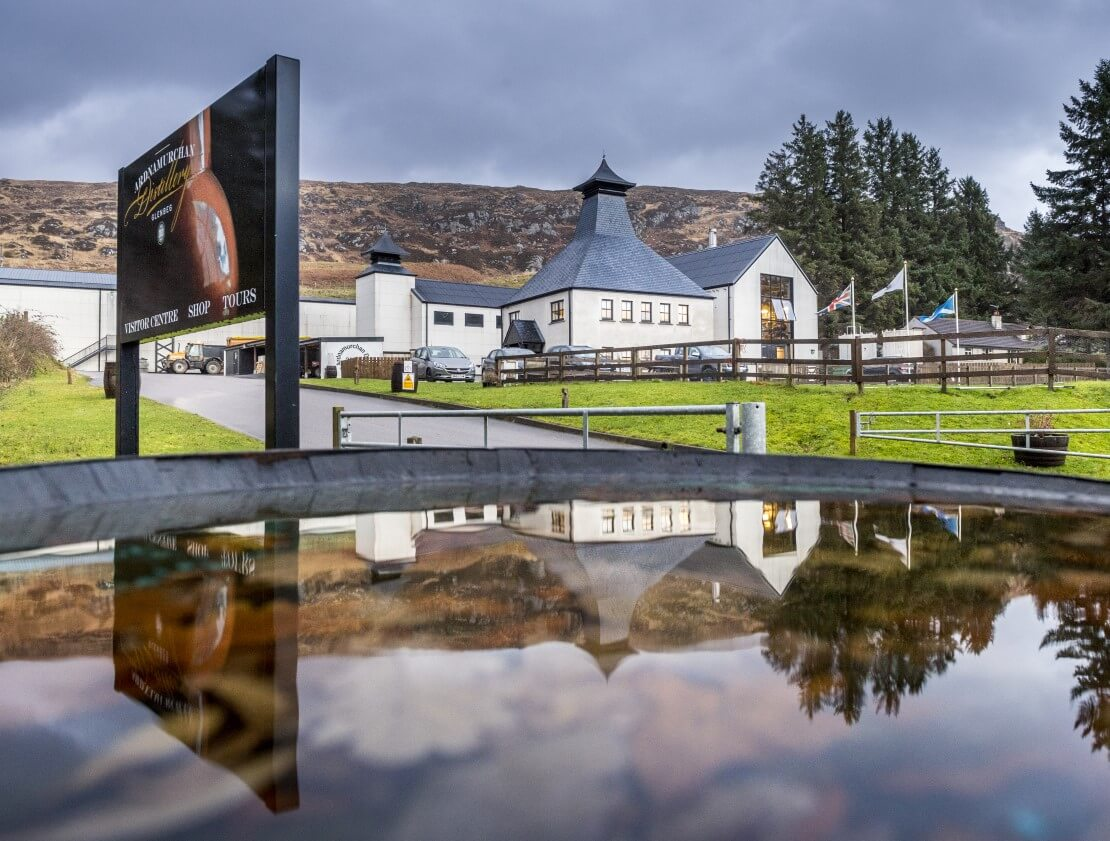 The Ardnamurchan Distillery