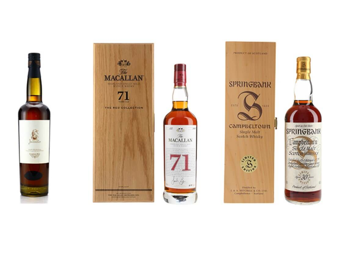 Rare whiskies to watch at this weekend's auctions