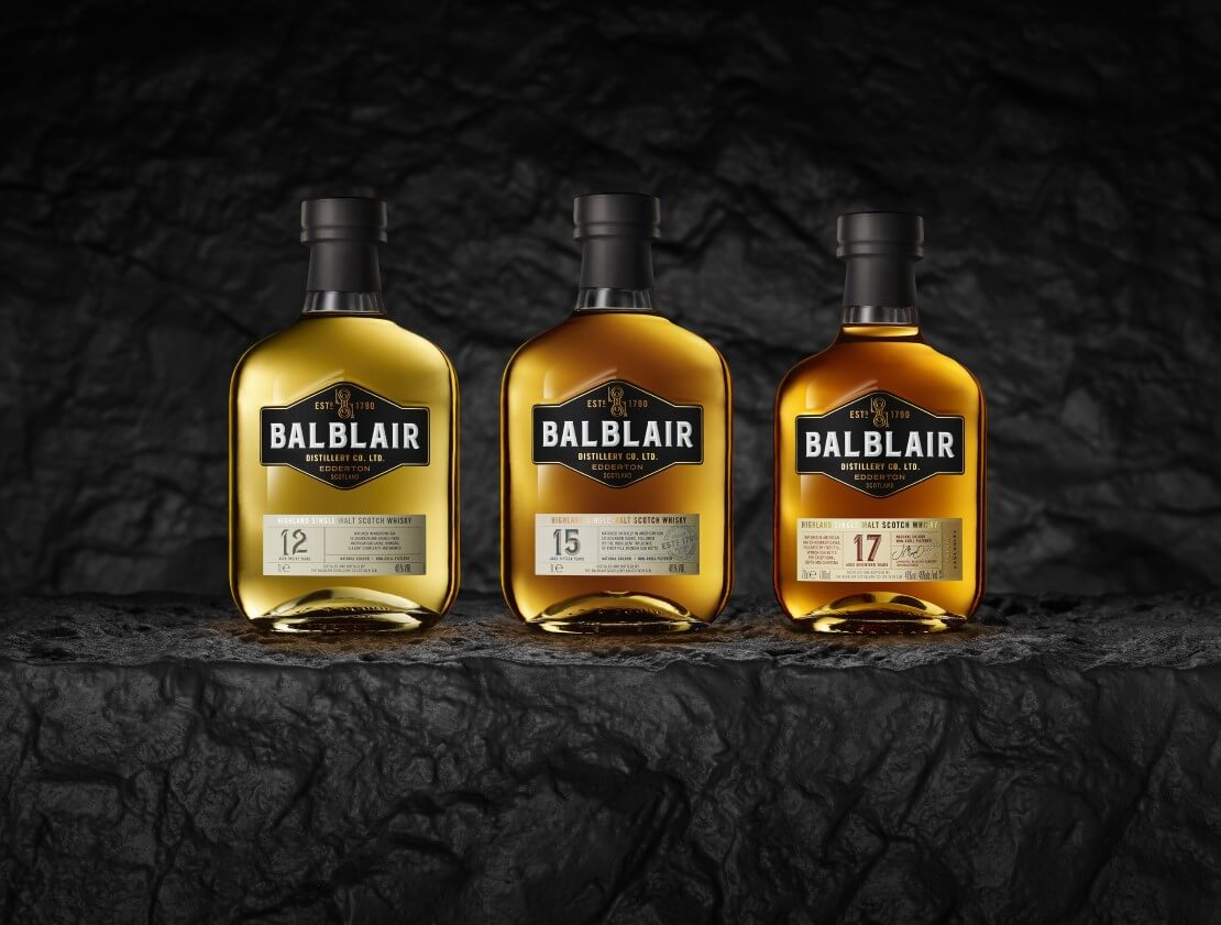 New Balblair age-statement travel collection revealed