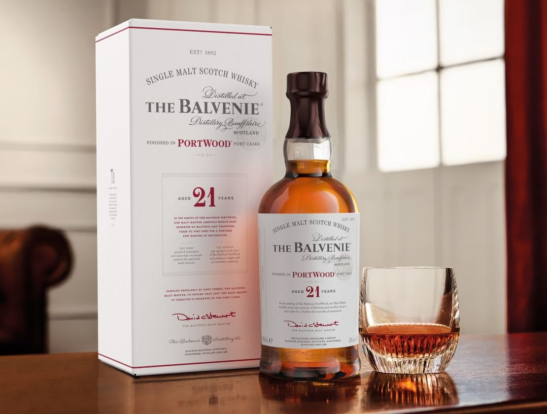 The Balvenie 21 Years Old Portwood