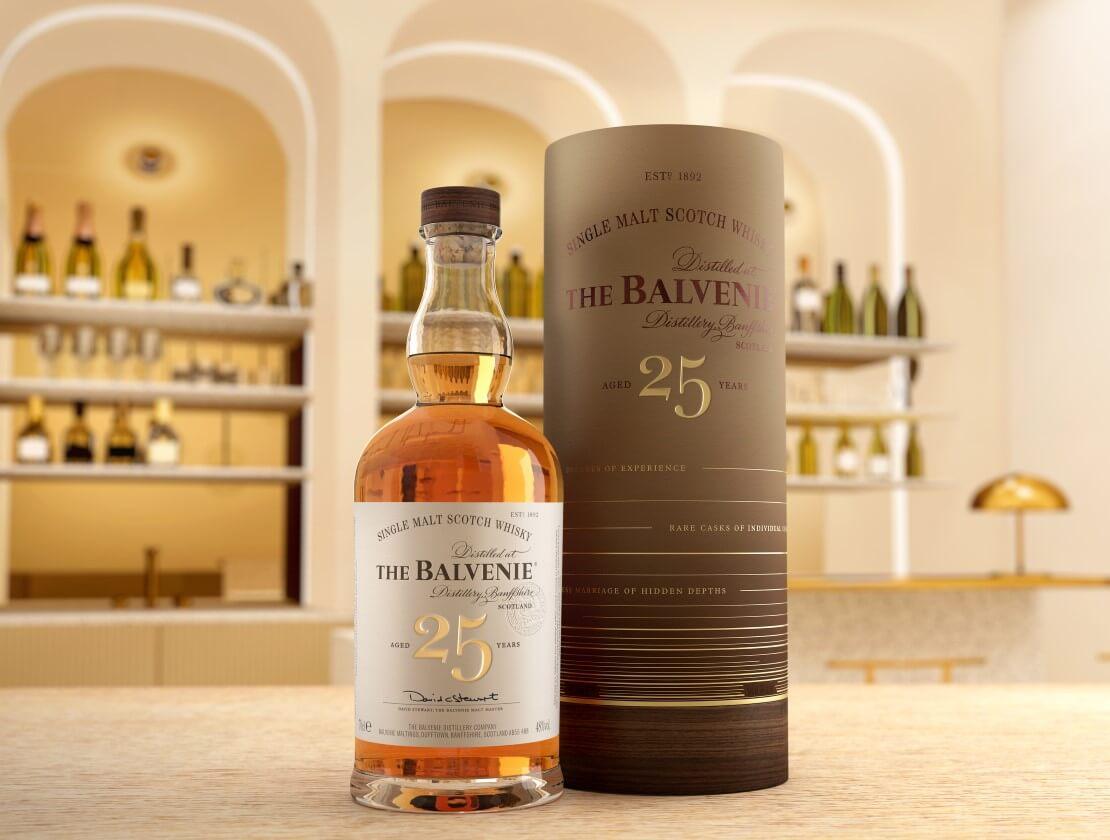 The Balvenie unveils 25-year-old release