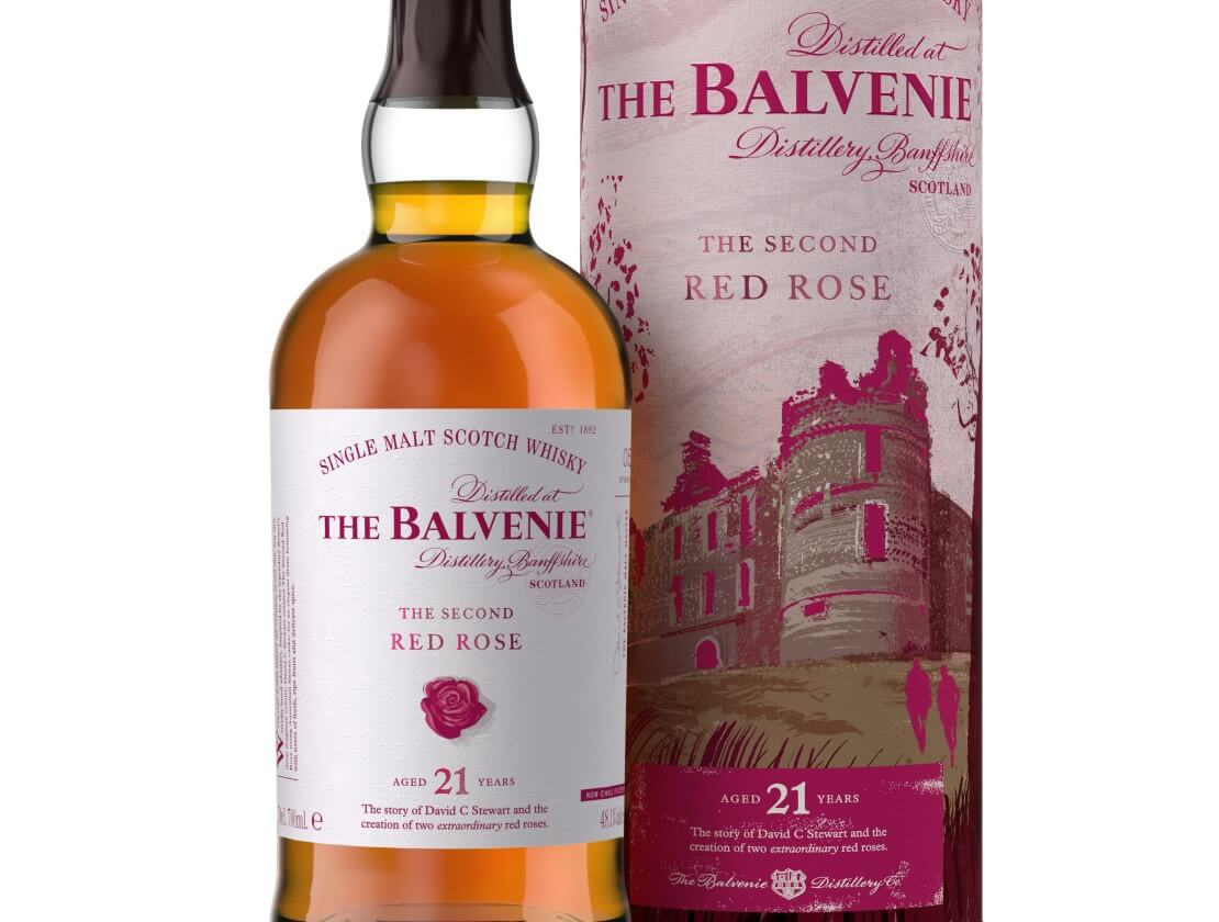The Second Red Rose added to The Balvenie's Stories Collection