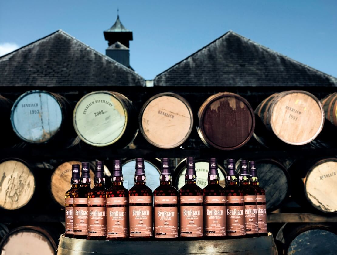 BenRiach limited release