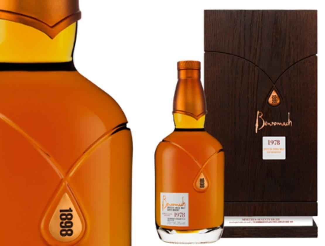 Benromach unveils limited edition 1978 vintage