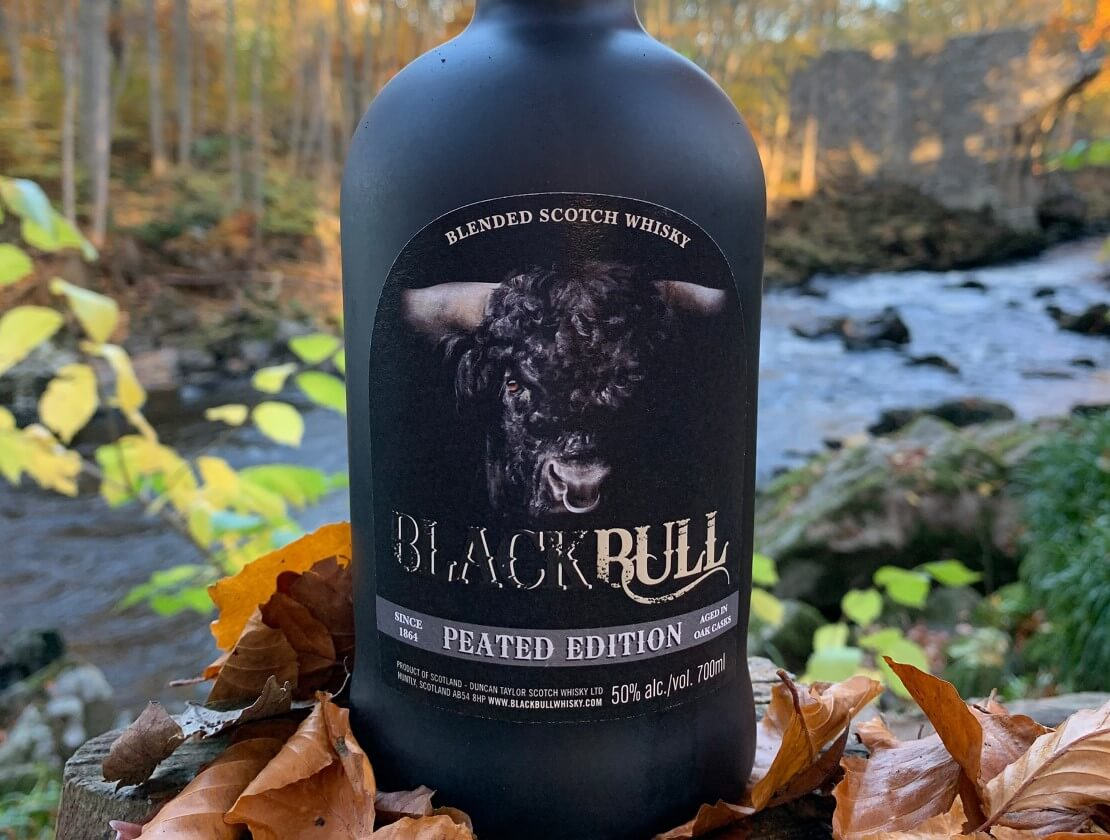 The new Black Bull Peated release from Duncan Taylor Scotch Whisky