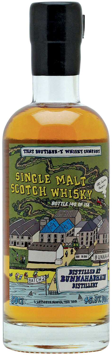 That Boutique-y Whisky Company