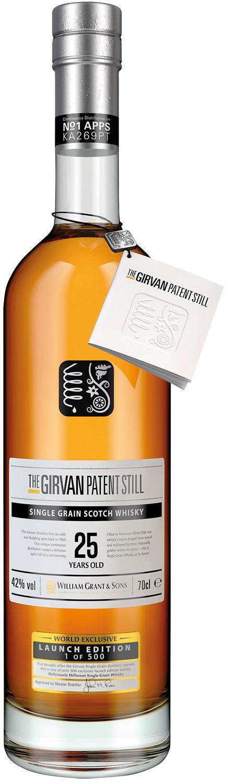 Girvan Patent Still Single Grain