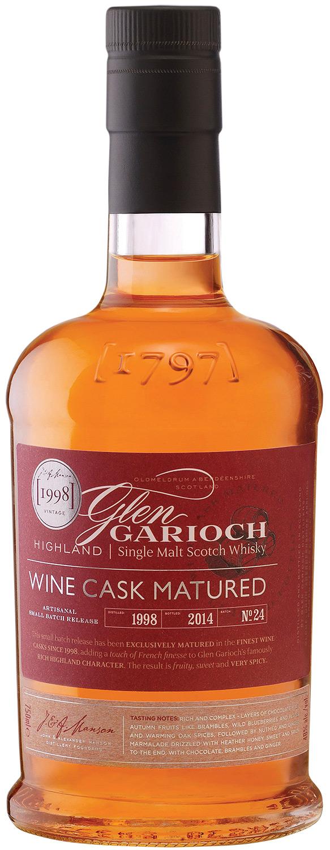 Glen Garioch Single Malt Scotch