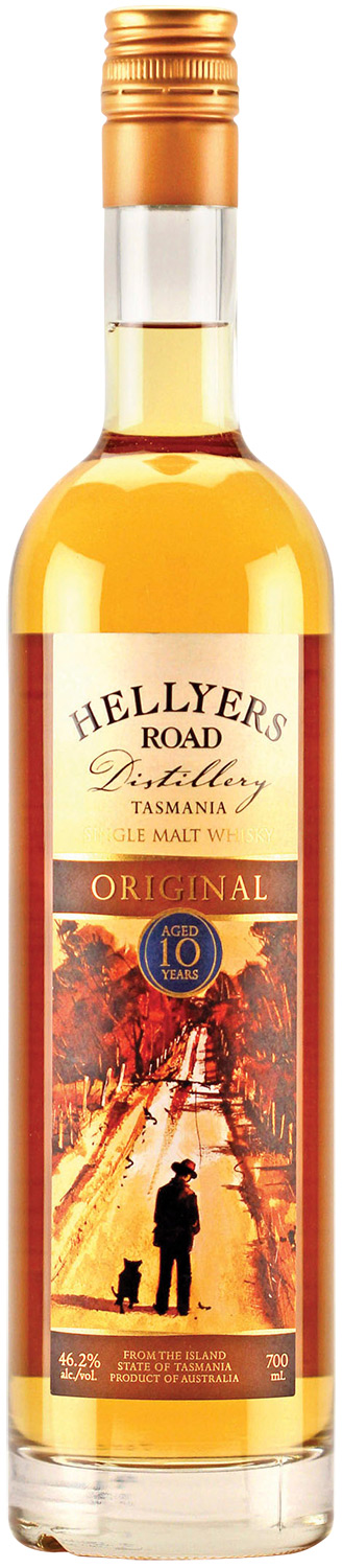 Hellyers Road Distillery Tasmania