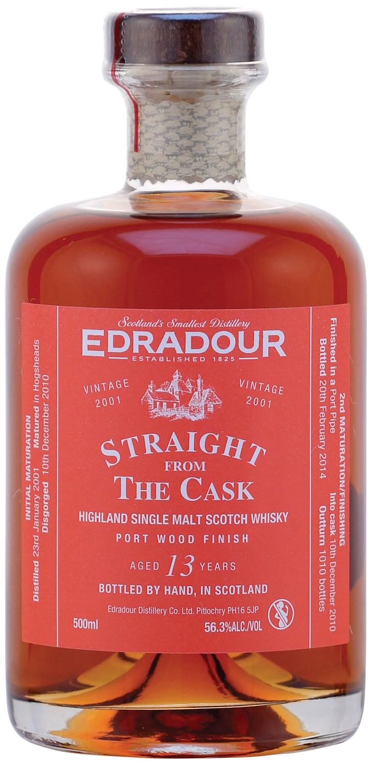 Edradour Straight from the Cask