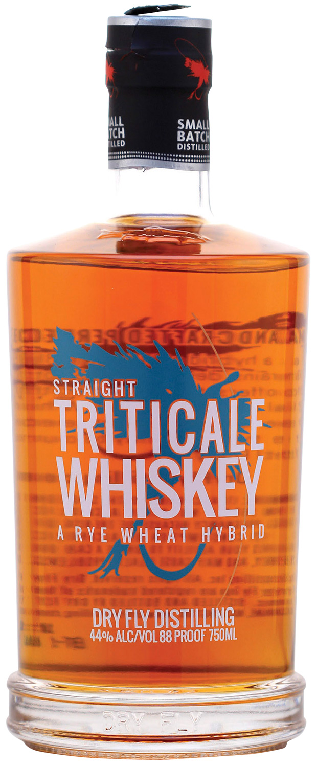 Triticale Whiskey