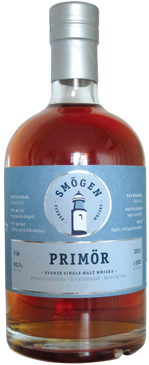 Smögen Svensk Single Malt