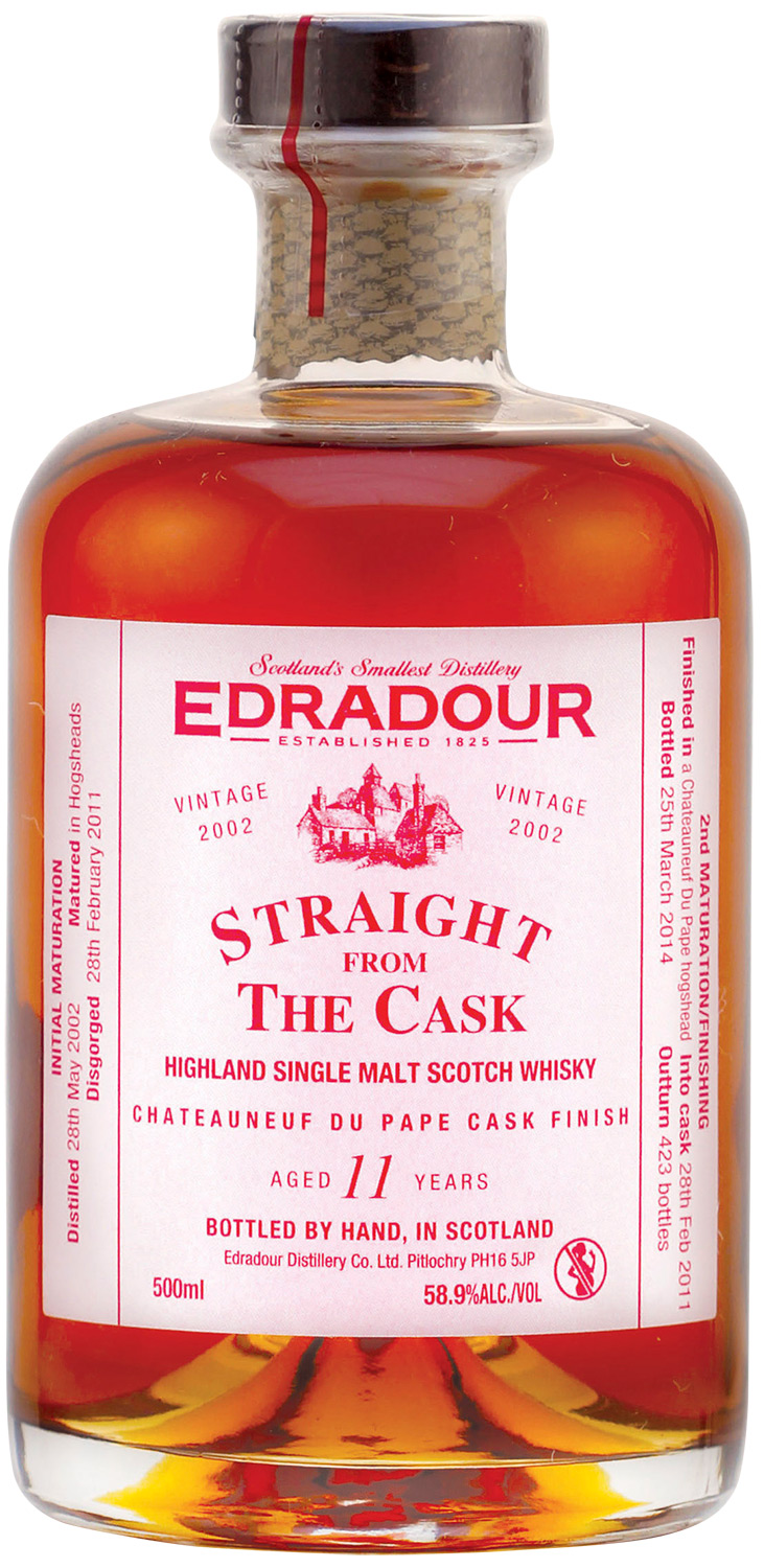 Edradour, Straight From the Cask
