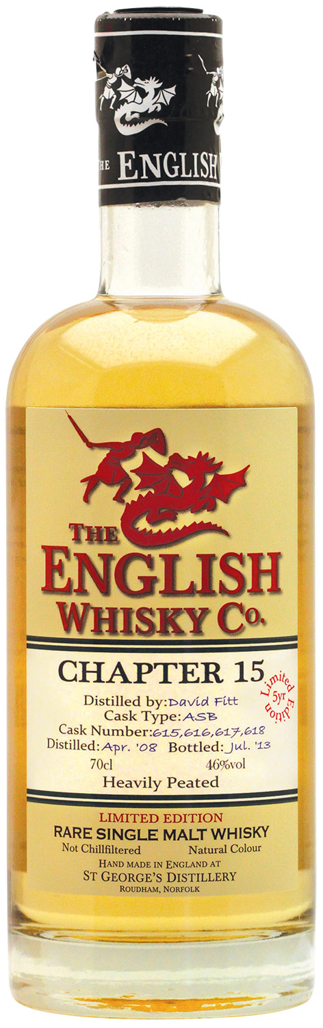 The English Whisky Company