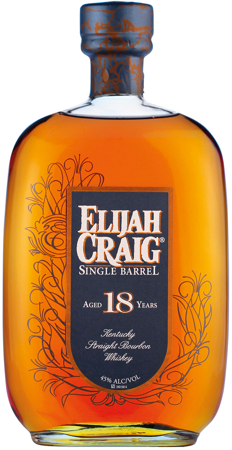 Elijah Craig Single Barrel