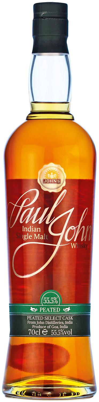 Paul John Indian Single Malt