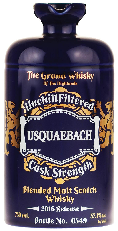 Usquaebach Scotch Whisky